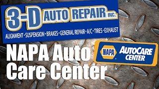 NAPA Auto Care Center - Why It Matters