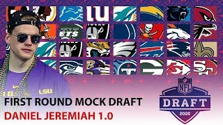 FULL 2020 First Round Mock Draft