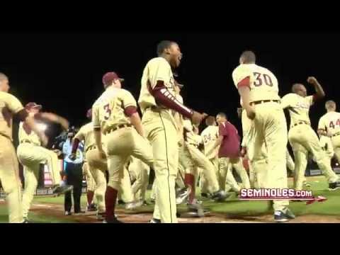 Omaha Bound!  FSU Headed back to 2012 College World Series
