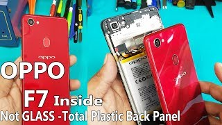 New OPPO F7-How to Open OPPO F7 Back Panel || Oppo F7 Back Panel Disassembly