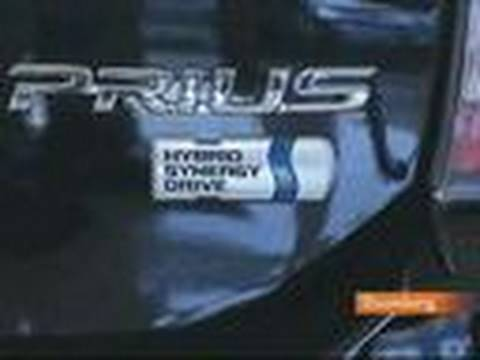 Possible Prius Recall May Stir Interest in Other Hybrids: Video