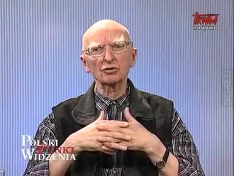 Prof  Wolniewicz W Telewizji Trwam 2008 02 12 Część 1