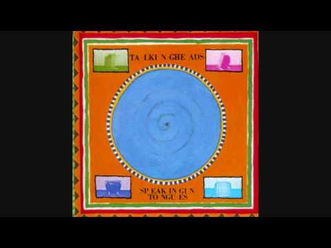 Talking Heads - This Must Be The Place Naive Melody
