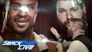 Kevin Owens asks Big E some questions: SmackDown Exclusive, May 7, 2019