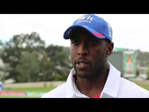 Ashes Cricket - Carberry wins hearts and minds