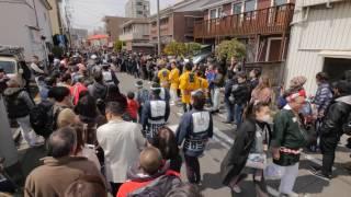 【4K】Kanamara matsuri - penis festival