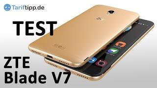ZTE Blade V7 - Test deutsch