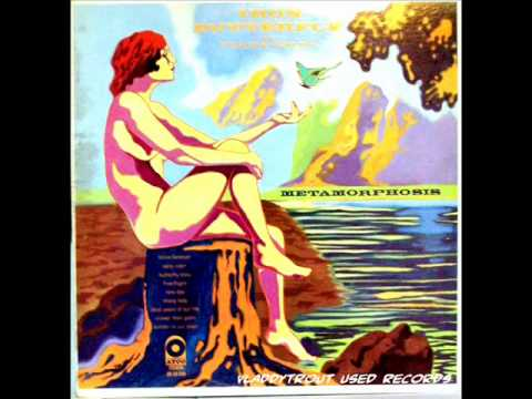 Iron Butterfly - Butterfly Blue