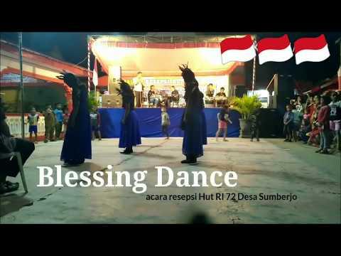 download lagu Blessing Dance Perform  Desa Sumberjo Kademangan  Hut gratis
