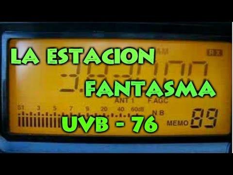 La estacion de radio fantasma UVB - 76