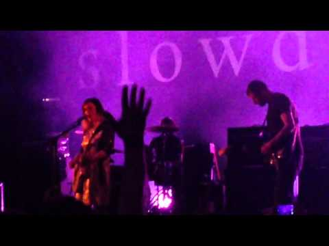 Slowdive - She Calls live @ Grande Halle de la Villette, Paris, 7 June 2014