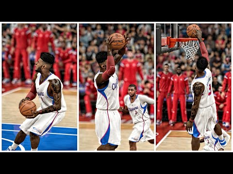 NBA 2k15 MyCareer Rags To Riches #19 My First 360 Dunk + Lobs Everywhere