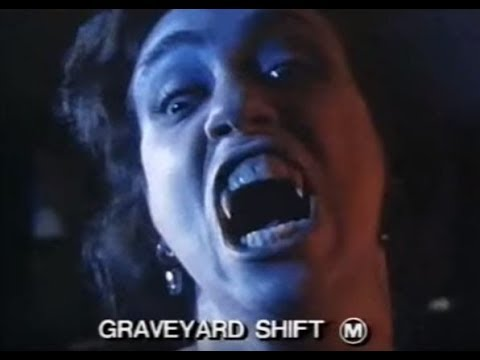 Graveyard Shift (1986) - Trailer [edited]