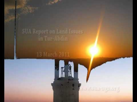&quot;SUA Report on Land Issues in Tur 'Abdin (Southeast Turkey)&quot; -- Giessen