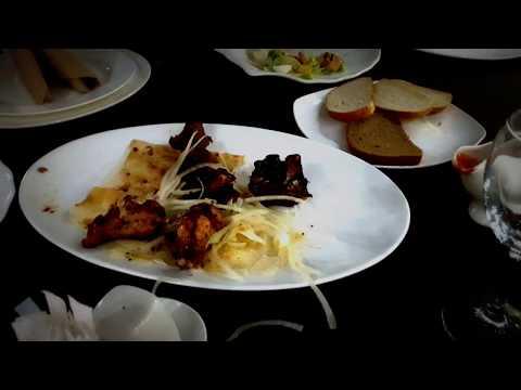 Ужин в ресторане Маэстро Шымкент