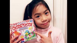 Kracie Popin Cookin Candy Making Kit Gummy Land! Giraffe, Fish, Flower, Star & Heart