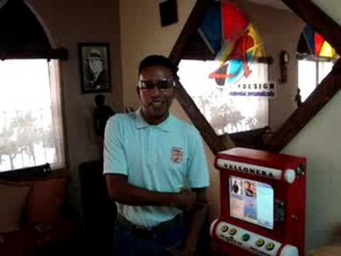 Anthony Romero Rodriguez--Doble de anthony santos--Amorsito Ven