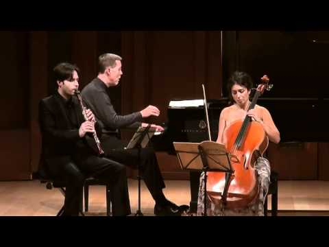 Camerata Pacifica — Beethoven Clarinet Trio in B-Flat Major, Opus 11.