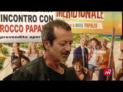 Rocco Papaleo al Concordia di Marsciano