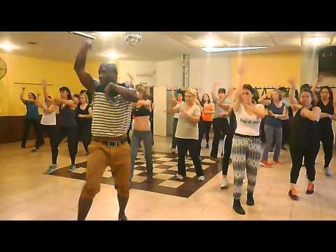 Zumba em Buenos Aires - Argentina - Jacaré Dance Europa - 01/10/2014 - P1020008