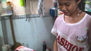 Pham Ngoc Anh cooking show 13