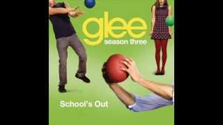 Watch Glee Cast Schools Out video