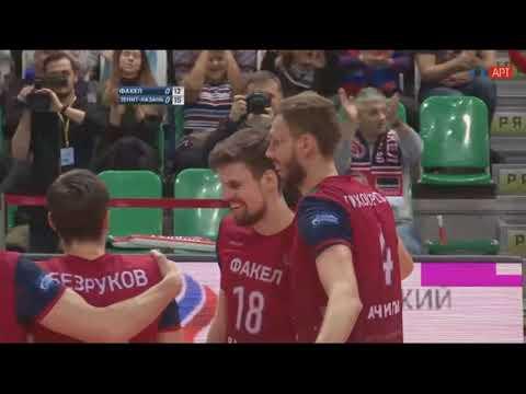 Крутой розыгрыш в матче «Факел» – «Зенит-Казань»