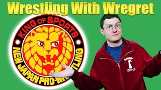 Why New Japan Can't Compete With WWE | Wrestling With Wregret