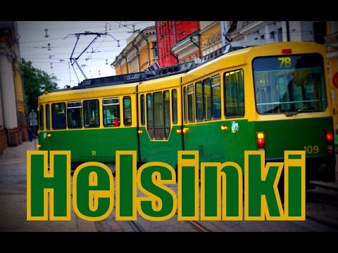 Helsinki Travel Guide & Finnish Cuisine in Finland