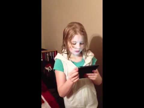 Little Girl Does Mac Look At Me Now Mac Lethal video