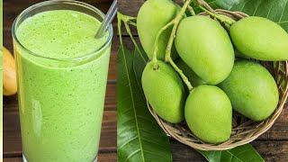 പച്ചമാങ്ങ ജ്യൂസ് | Green Mango Juice I Raw mango juice I Pacha Manga Juice |