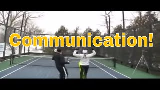 Platform Tennis -Episode 8 - Communication