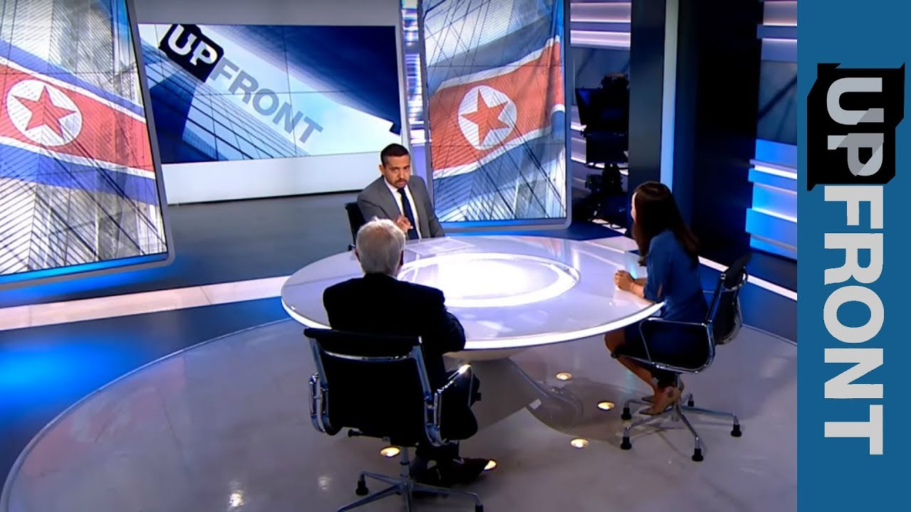 UpFront - North Korea: Are we on the brink of war? - UpFront