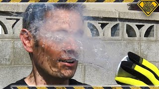 Download What does Liquid Nitrogen do to Your Face? 3Gp Mp4