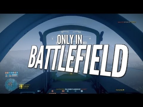 Only In Battlefield - Jet To Chopper