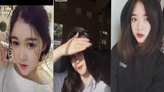 [TikTok] Con gái tóc ngắn+cười duyên autu xinh p2