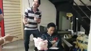 Hoài Linh -Việt Hương nói trấn thành Ngủ Như Heo