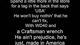 Download Lagu Made in America Toby Keith lyrics Gratis STAFABAND