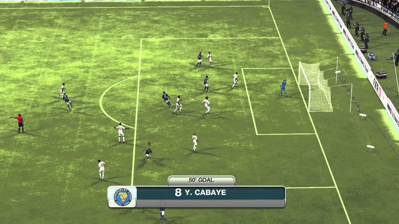 Cabaye Stats Fifa 13 Fifa 13 Yohan Cabaye Amazing