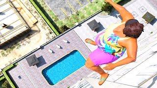 GTA 5 Ragdolls Compilation (Euphoria physics | Funny Moments)