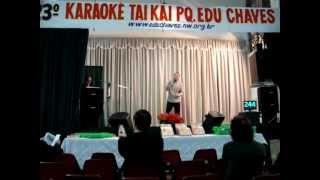 Jespão Hare Butai 晴れ舞台 Jero ジェロ A Edu Chaves Karaoke Tai Kai 2012