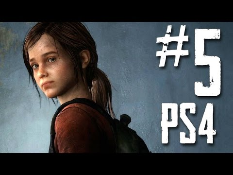Last of Us Remastered PS4 - Walkthrough Part 5 - Escape From the City