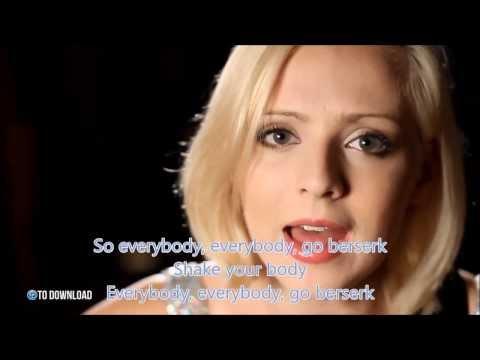 Eminem - Berzerk (cover By Madilyn Bailey) Lyrics On Screen video