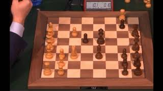 GM Carlsen (Norway) - GM Inarkiev (Russia) Akela missed!!