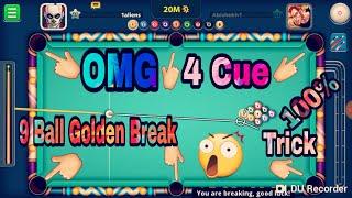9 Ball Golden Break 100% Working 8 Ball Pool [ New Version 4.0.2 ]