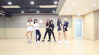 AOA - 빙글뱅글 (Bingle Bangle) Dance Practice (Mirrored)