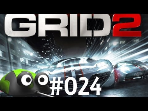 Grid 2 (NEU) - Let's Play Grid 2 (PC) Deutsch Part 24 German Gameplay (Best Grafik)