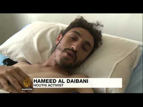Yemen army and Houthis trade gunfire in Sanaa