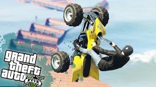 BEST RACE TRACK IN GTA V! :: GTA 5 Funny Moments!