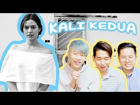 REAKSI ORANG KOREA LIHAT MV RAISA- KALI KEDUA (Official Music Audio)